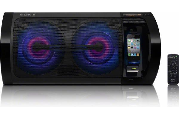 Enceinte portable Sony avec station d'accueil pour iPod / iPhone - reconditionné