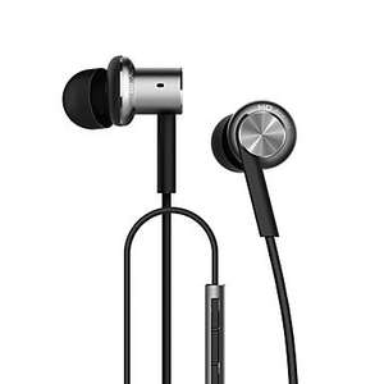 Écouteurs intra-auriculaires Xiaomi Piston 4 Hybrid - Doré ou Argent