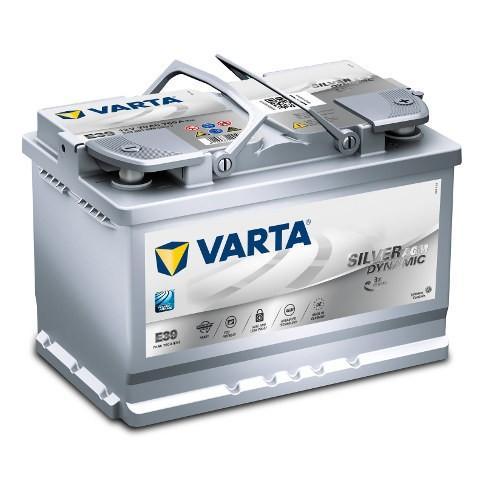 batterie voiture 70ah 760a