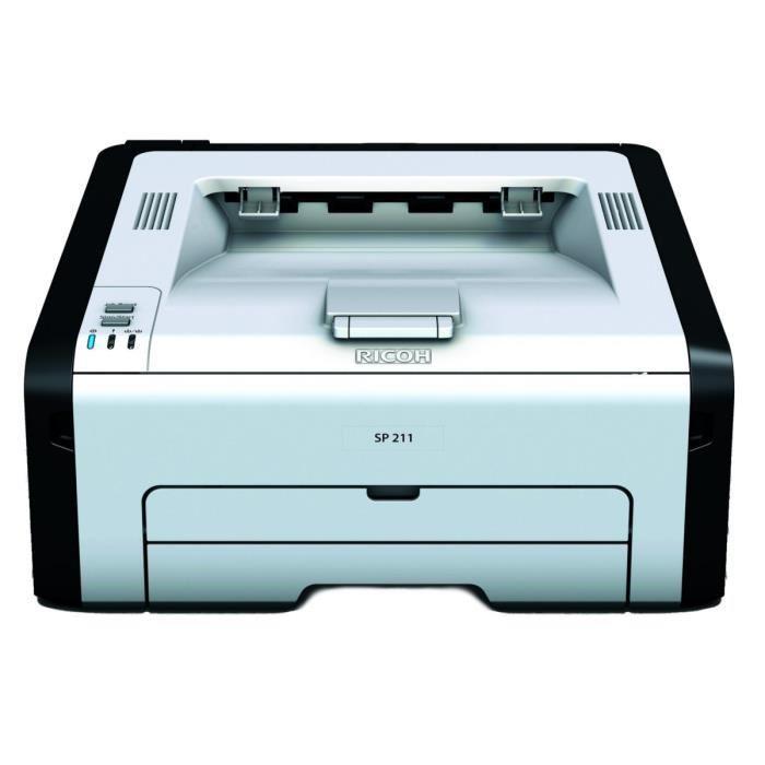 Imprimante Ricoh SP211 - Laser, Monochrome