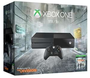Console Microsoft Xbox One 1To + The Division
