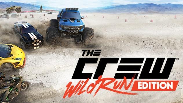 Extension de The Crew : Wild Run sur PC (Dématérialisé - Uplay)