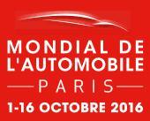 Entrée Adulte pour le Mondial de l'Automobile du 1 au 16 Octobre 2016 à Paris