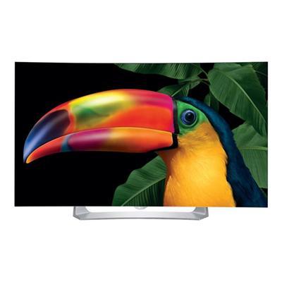 "TV OLED 55"" incurvée LG 55EG910V - Full HD, 3D, Smart TV"