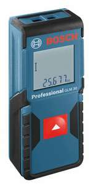 Télémètre laser Bosch GLM 30 Professional (Portée 30m)