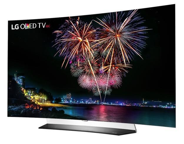 "TV 55"" LG 55C6V - OLED, 4K, Incurvée, 3D, Smart TV"