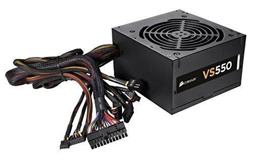 Alimentation PC Corsair Builder Series VS550 80 Plus - 550W