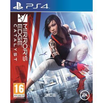 Sélection de jeux en promotion - Ex : Mirror's Edge Catalyst sur PS4 et Xbox One