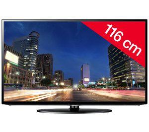 """Samsung UE46EH5000 TV LCD 46"""" (116 cm) LED HDTV (Avec ODR)"""