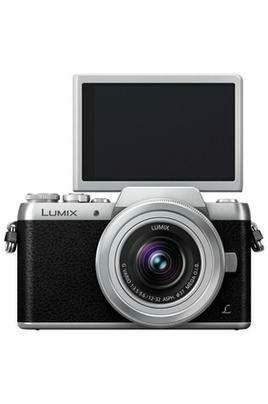 Appareil photo hybride Panasonic DMC-GF7KEF-S + 12-32mm