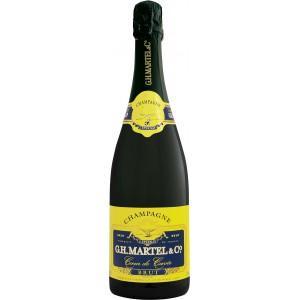Carton de 6 Bouteilles de Champagne Brut Martel Cœur de Cuvée - 6x75 cl