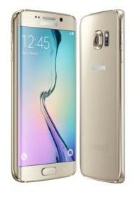 """Smartphone 5.1"""" Samsung Galaxy S6 Edge- 64go-- Or (via ODR de 50€) 0"""