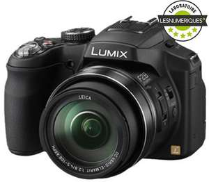 Appareil photo Bridge Panasonic Lumix DMC-FZ200 - 12.1Mpx, Objectif 25-600mm