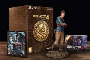 Uncharted 4  sur PS4 - Edition collector