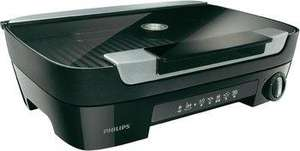 Grill de table Philips Advance Collection (HD6360/20)