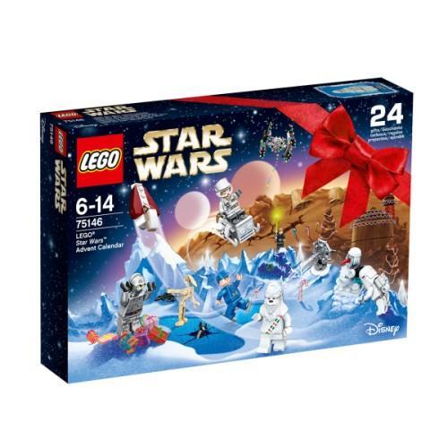 Calendrier de l'avent Lego Star Wars 2016