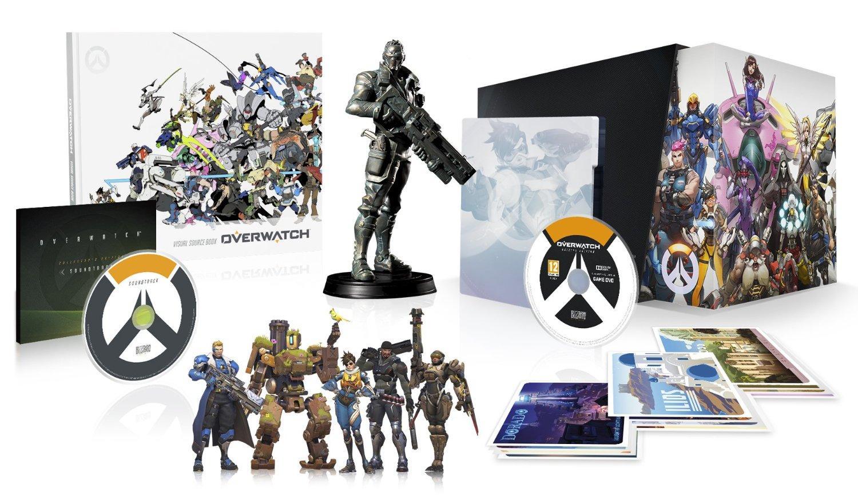 Overwatch - Edition Collector sur PS4 à 67,99€ et sur PC