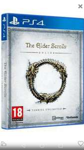 The Elder Scrolls Online Tamriel Unlimited sur PS4 + 1 Extrait de la Bande Originale offert
