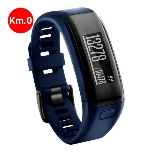 Bracelet d'activité Garmin Vívosmart HR Km.0 - Bleu marine