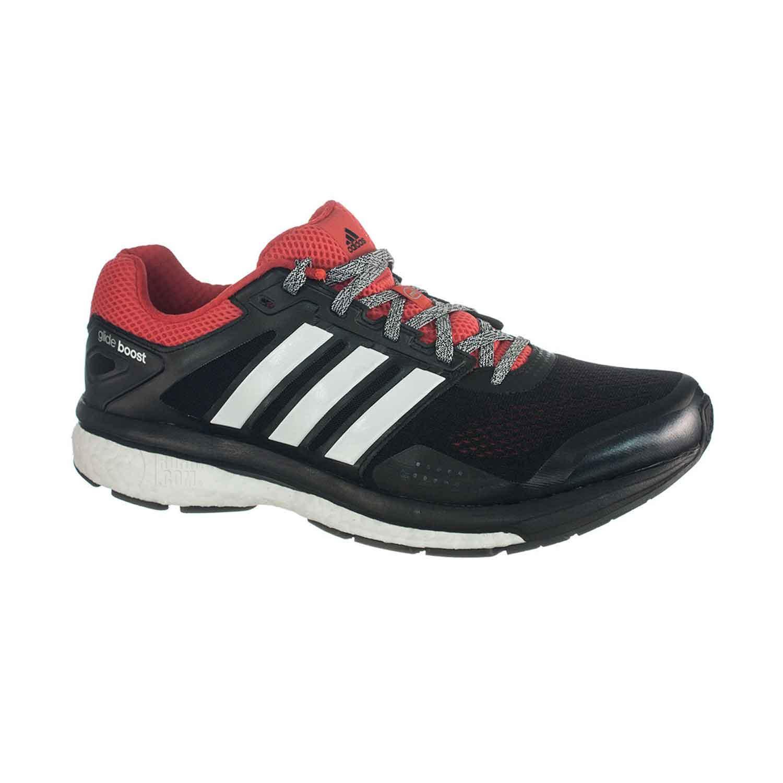 Jusqu'à 75% de réduction sur une sélection d'articles - Ex : Chaussures Running Adidas Supernova Glide 7 pour Homme (Noir/Orange)