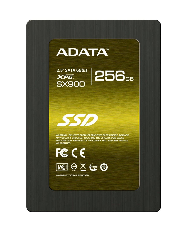 "SSD interne 2.5"" Adata XPG SX900 (MLC 25nm) SATA III - 256 Go"