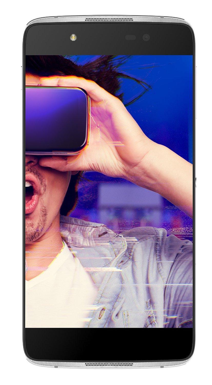 """Smartphone 5.2"""" Alcatel Idol 4 + Casque de réalité virtuelle"""