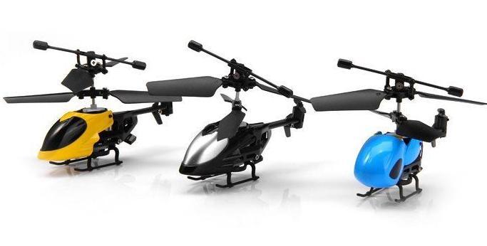 Mini hélicoptère radiocommandé RC QS5013 - 2.5CH