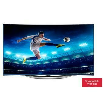 """TV OLED 55"""" LG 55EC935V - 3D, Incurvée"""