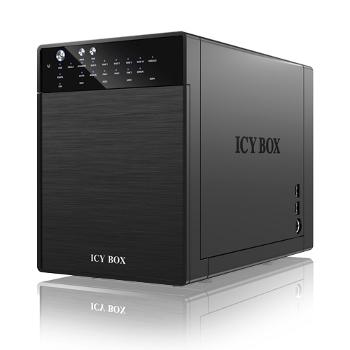 Baie externe 4 disques Icy Box IB-RD3640SU3E2