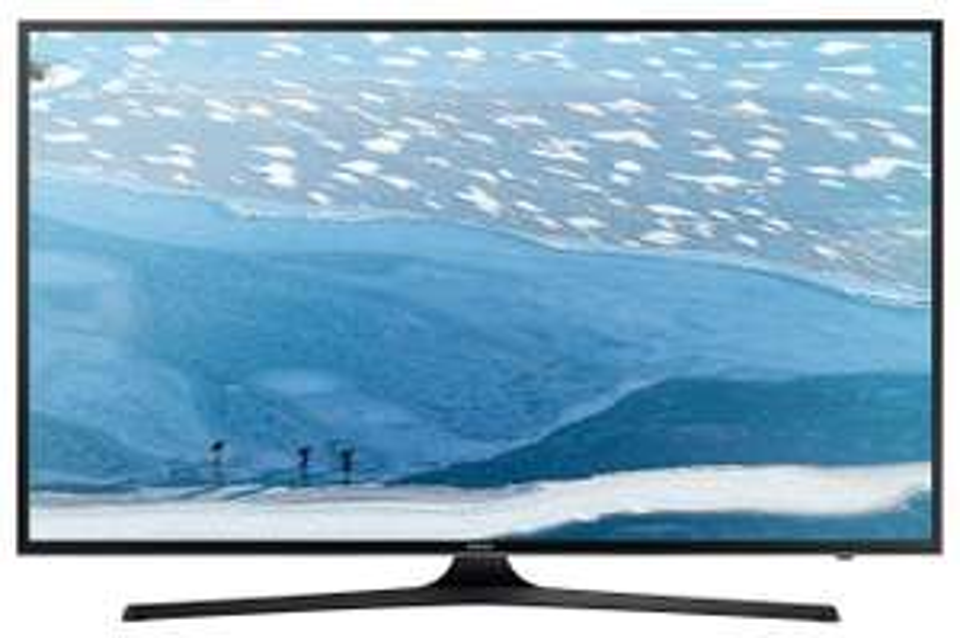 "TV LED 50"" Samsung UE50KU6070 (avec ODR 15%)"