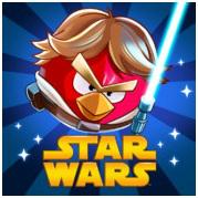 Angry Birds StarWars gratuit sur iOS