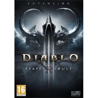 Jeu  Diablo 3 : Reaper of Souls sur PC/Mac