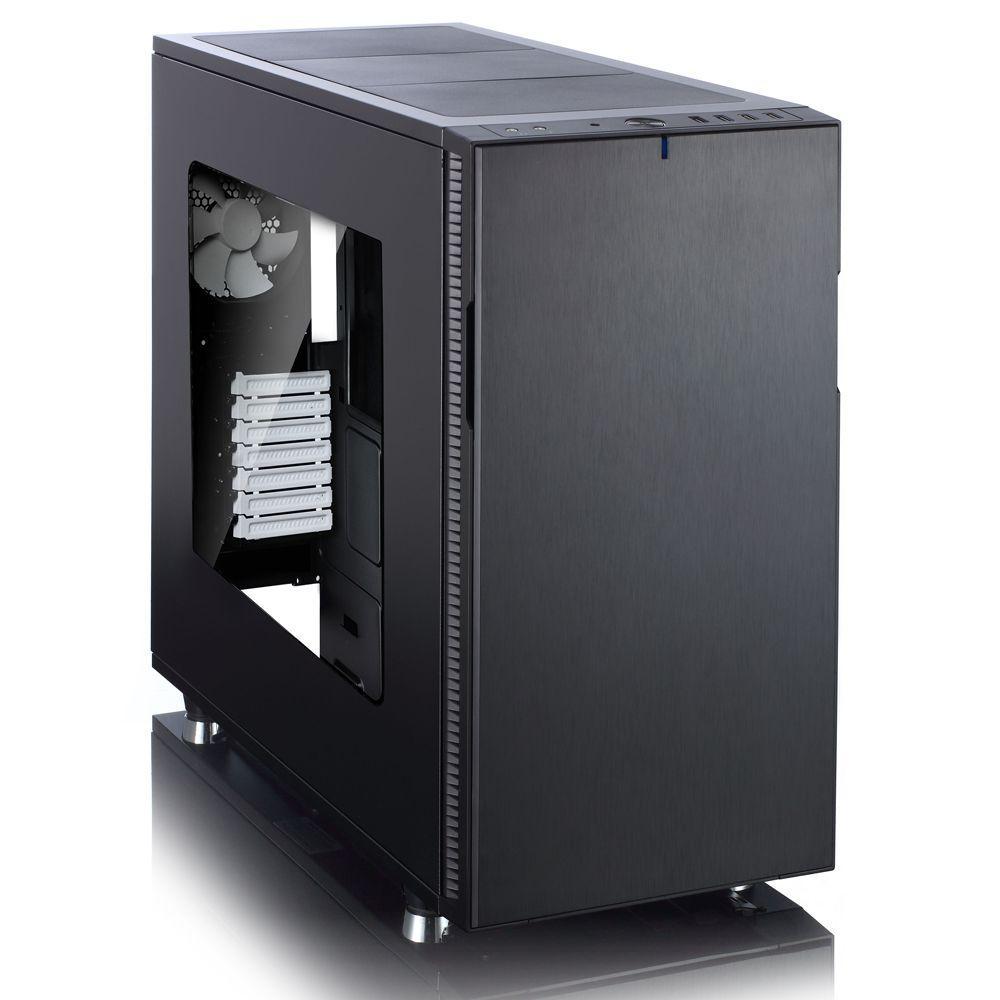 Boitier PC Fractal Design Define R5 - Noir (avec fenêtre)