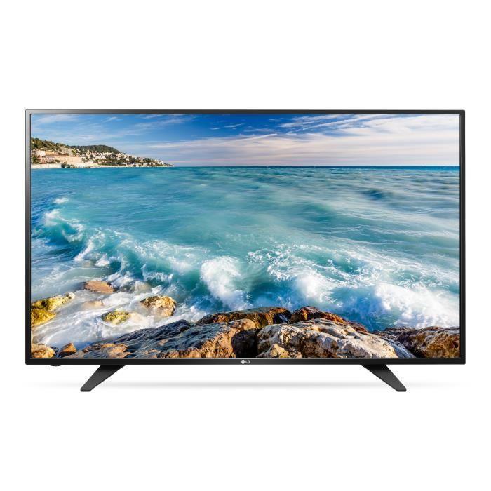 """[Cdiscount à volonté] 15% de réduction sur une sélection de TV et Home Cinéma LG - Ex : TV 43"""" LG 43LH500T LED Full HD"""