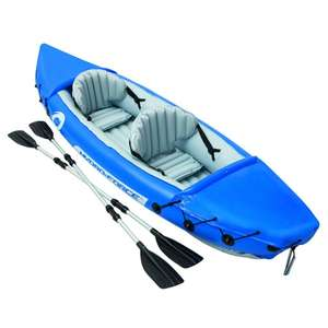 Kayak 2 places BEST WAY - Lite-Rapid + Rames