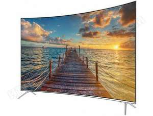 "TV LED Incurvée 43"" Samsung UE43KS7500 - Ultra HD, Borderless"