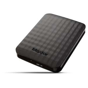 """Disque dur externe 2.5"""" USB 3.0 Maxtor M3 - 4To"""