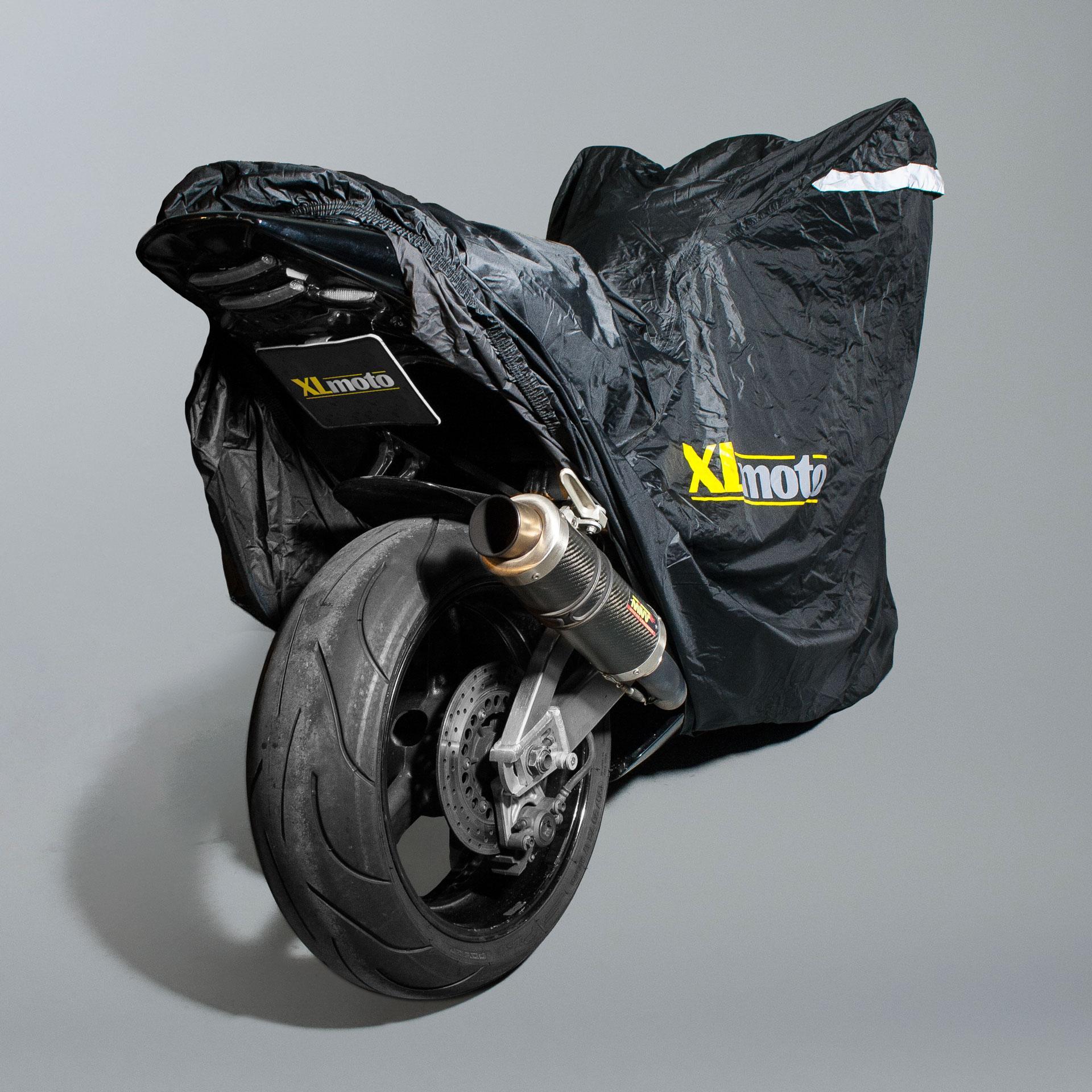 Housse moto imperméable