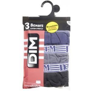 Sélection de sous-vêtements Dim en promotion - Ex : Lot de 6 boxers Dim (via ODR)