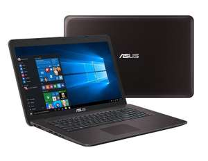 """PC portable 17.3"""" Asus K756UX-TY122T - i5 6200U, 4 Go RAM, 1 To, Geforce 950M, 1600x900"""