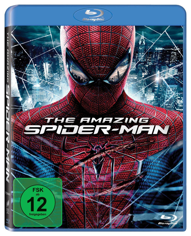 4 Blu-ray parmi une sélection (Amazing Spiderman, Batman, Marvel...)
