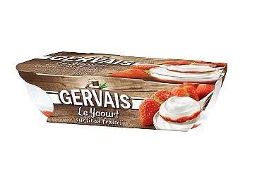 2 packs de yaourt Gervais Danone - 230g (via BDR)