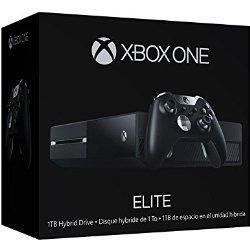 Console Microsoft Xbox One Elite - 1To + Forza Horizon 3
