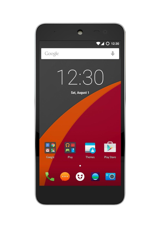 Smartphone 5'' Wileyfox Swift Noir Dual SIM - HD, Snapdragon 410, RAM 2Go, 16Go, Cyanogen OS 12.1
