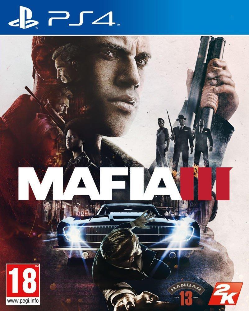 [Pré-commande] Mafia 3 sur PS4 (via 2.5€ en ticket E.Leclerc)