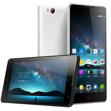 """Smartphone 5.5"""" ZTE Nubia Z7 Max (2 Go Ram, 32 Go ROM)"""