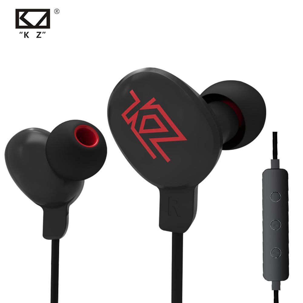 Écouteurs bluetooth intra-auriculaires  KZ HDSE (4.1, APTX)