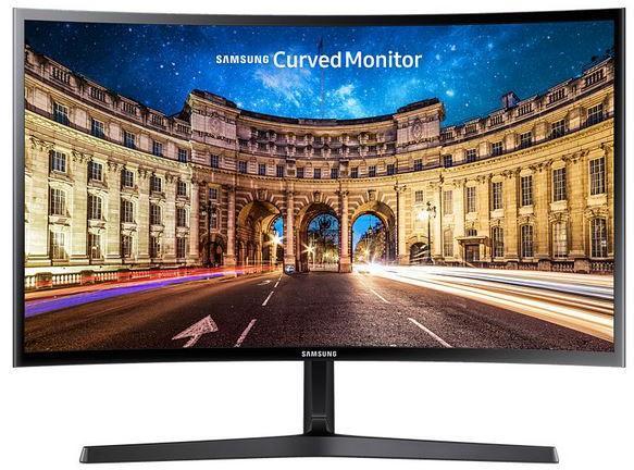 """Ecran PC 27"""" Samsung C27F396 - Full HD, incurvé, 4 ms (via ODR 15%)"""