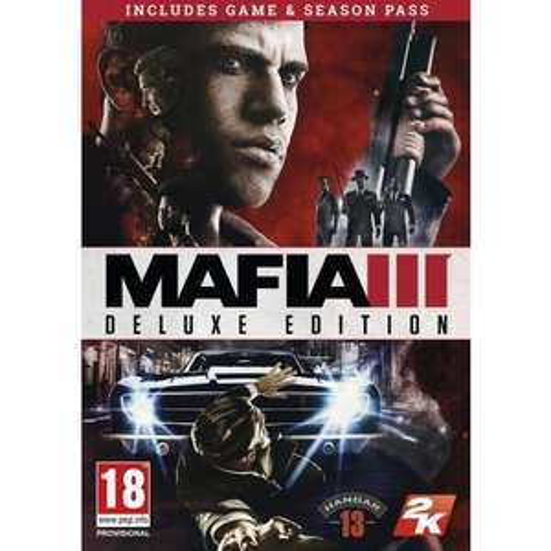 [Précommande] Mafia III Deluxe Edition sur PC (avec Season Pass)