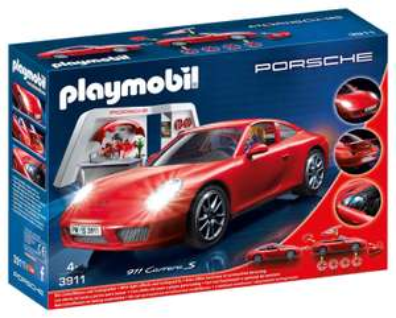 Jouet Playmobil 3911 Porsche 911 Carrera S